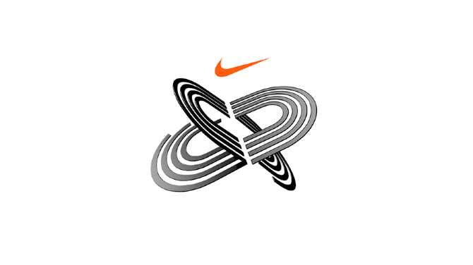 Nike Track And Field Logo A logo formation promoting the 670x376