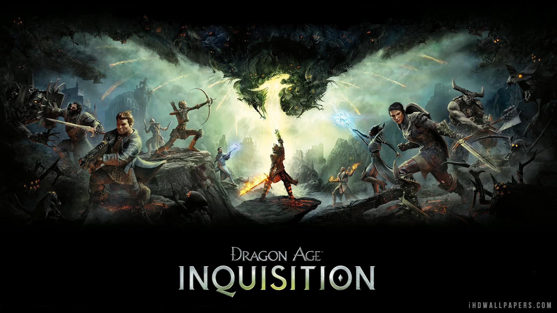 Dragon Age Inquisition wallpaper 1920x1080