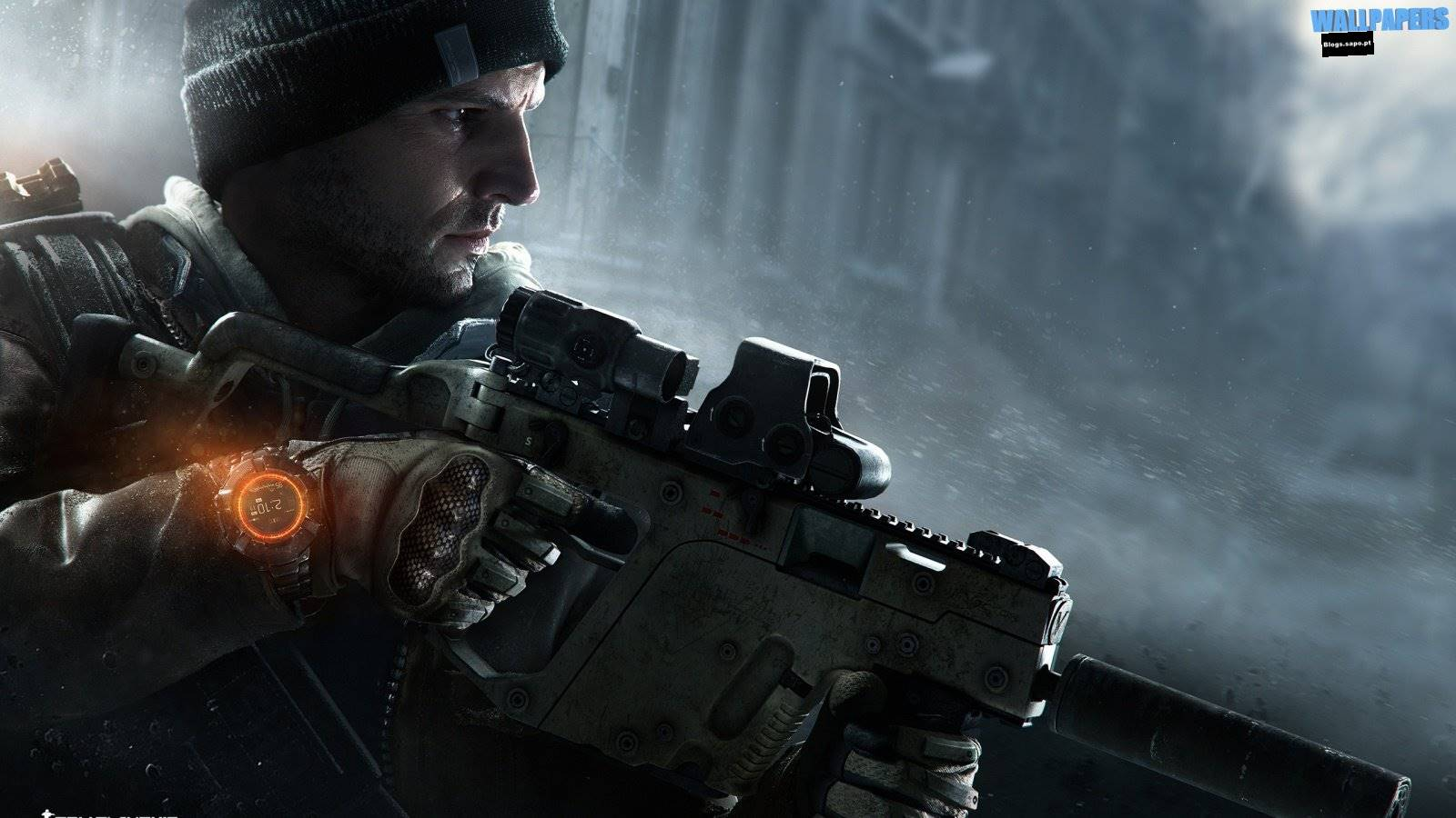 Tom clancys the division agent 1600215900 Wallpaper 29 HD 1600x900