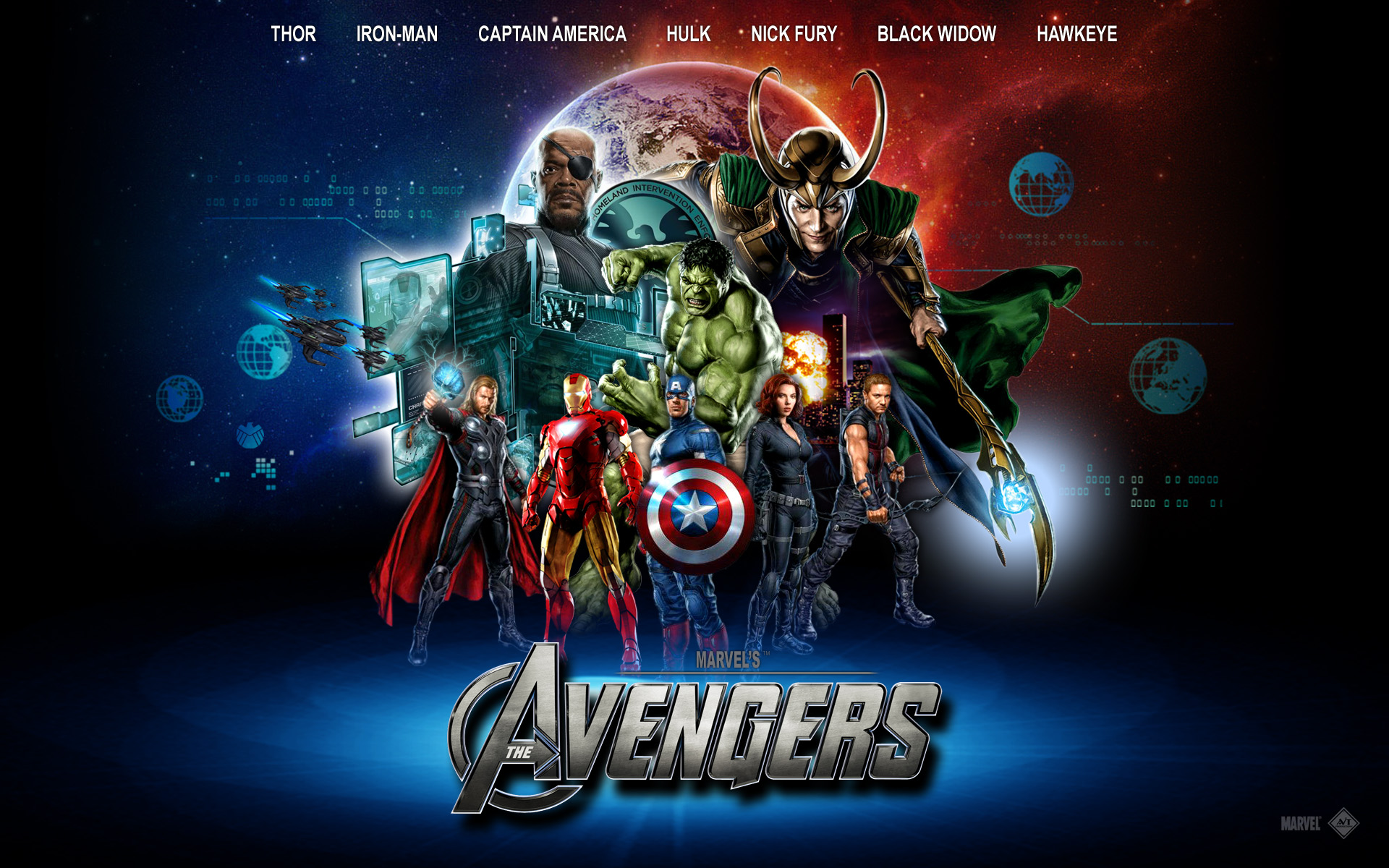 this new The Avengers desktop background The Avengers wallpapers 1920x1200