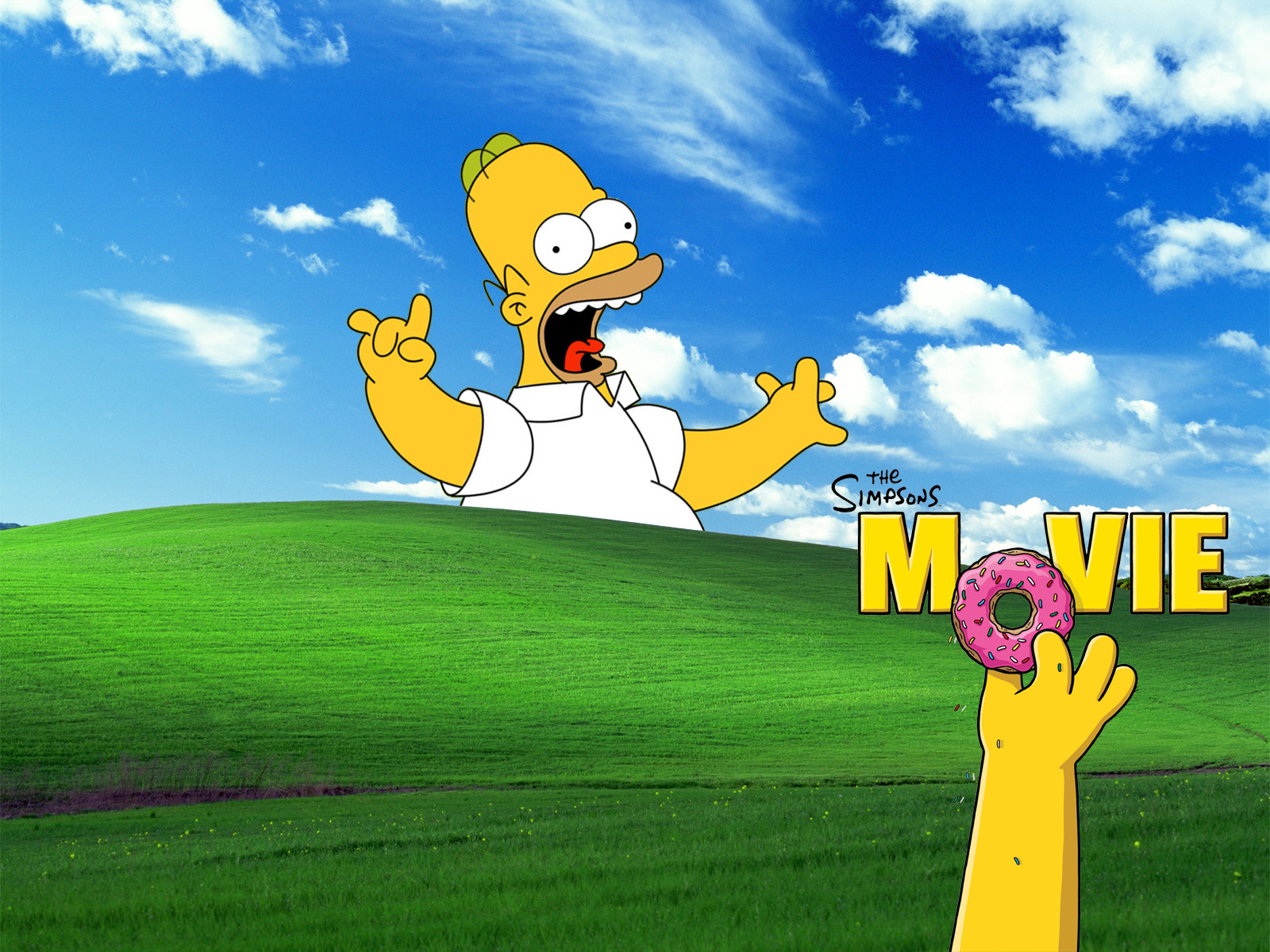 TheSimpsons   The Simpsons Wallpaper 30537992 1600x1200