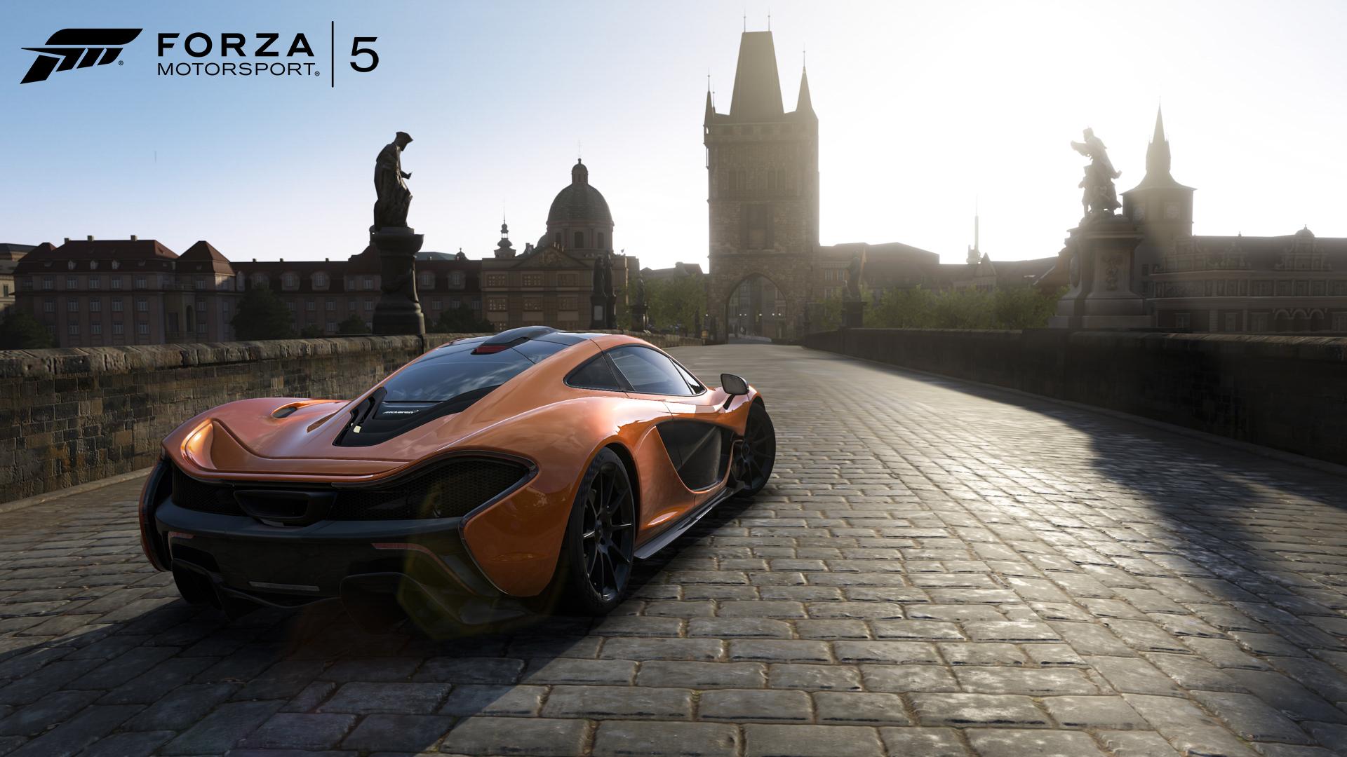 Forza 5   McLaren P1 wallpaper 1920x1080 180814 WallpaperUP 1920x1080