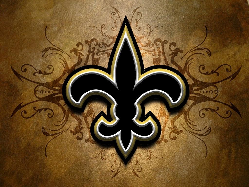 Orleans Saints wallpaper background New Orleans Saints wallpapers 1024x768