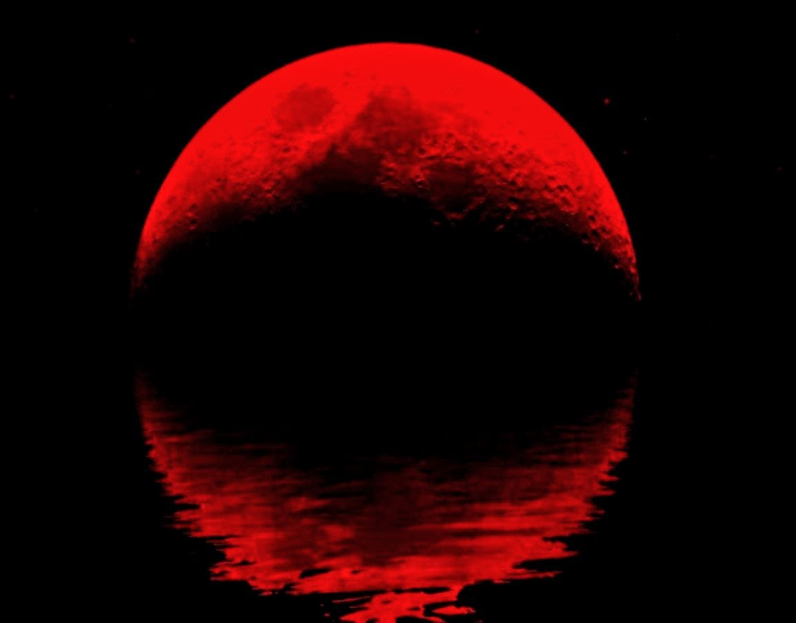 blood moon wallpaper hd wallpapersafari
