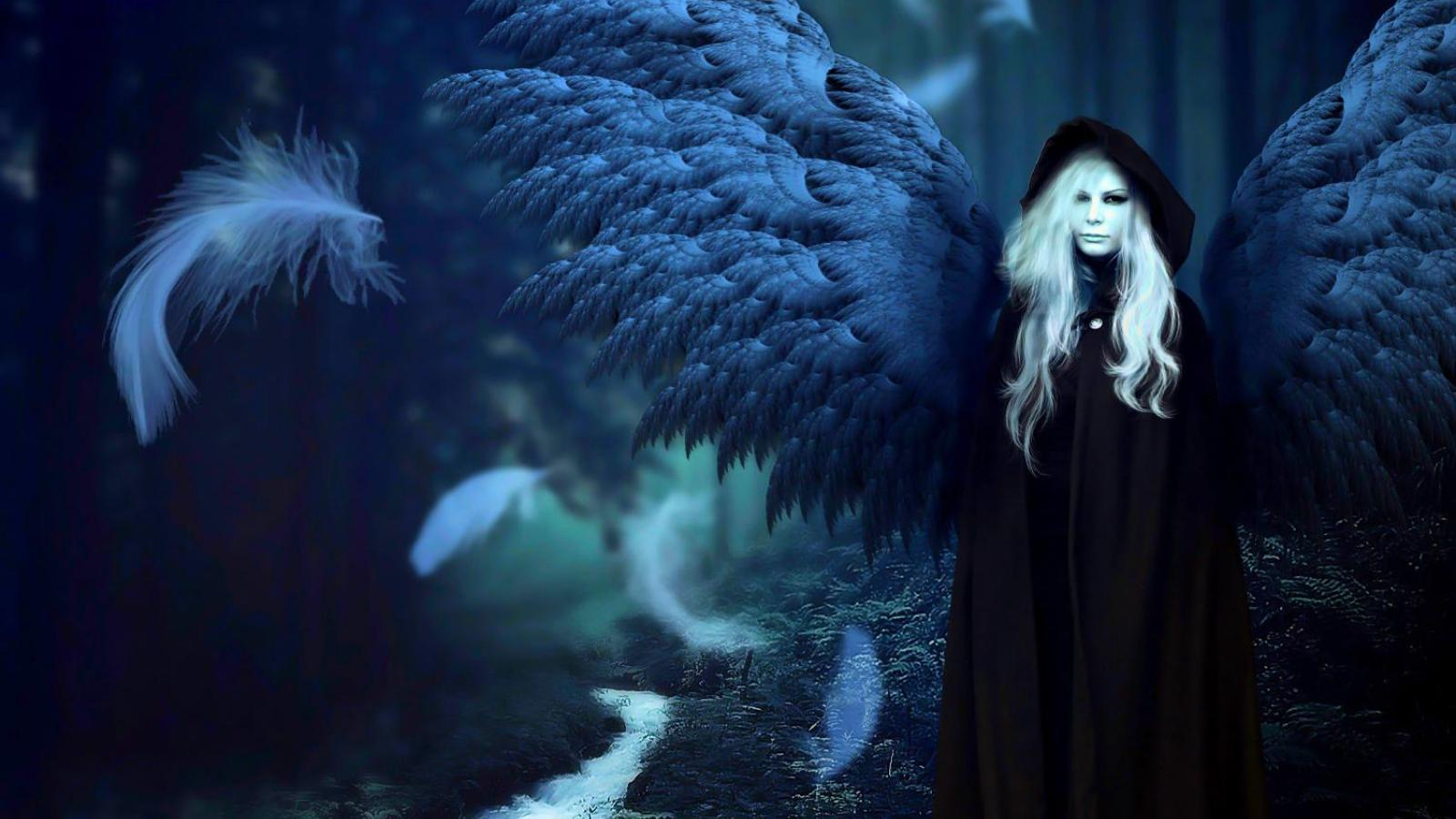 Fallen angel   126782   High Quality and Resolution Wallpapers on 1600x900