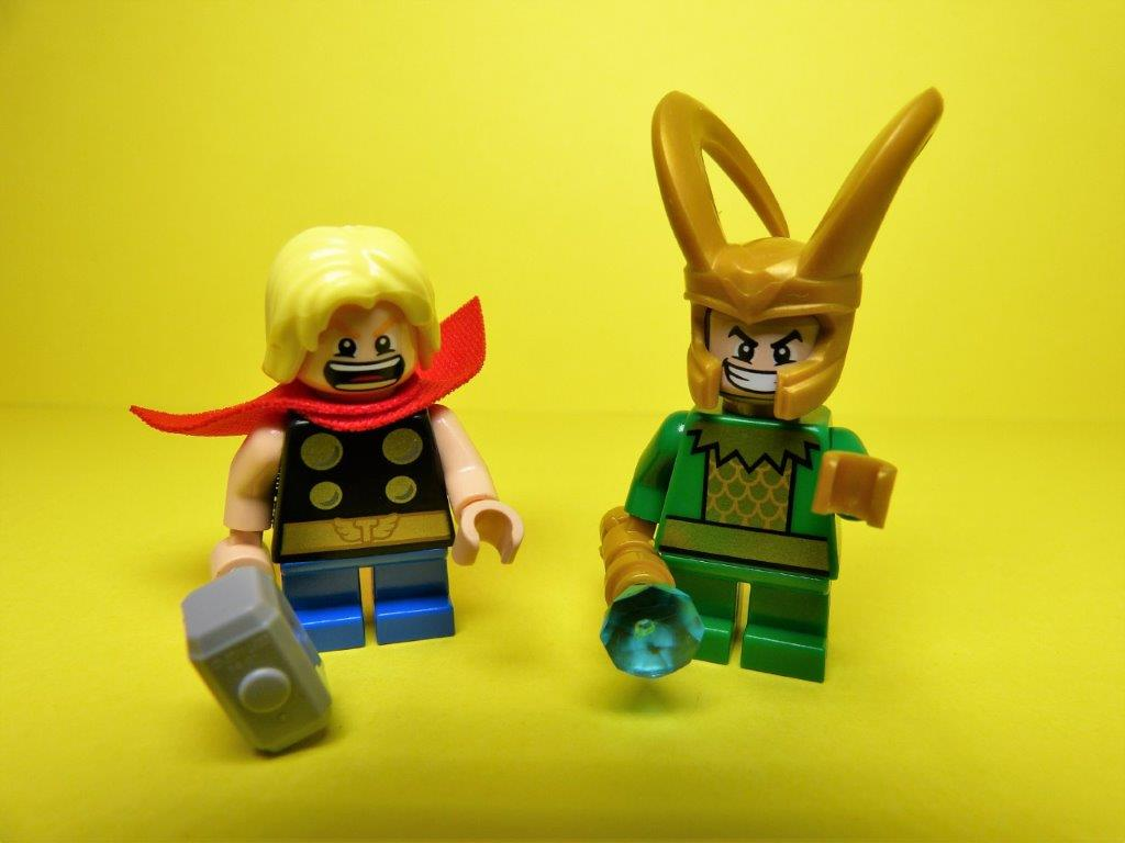 LEGO Marvel Superheroes Mighty Micros Thor Vs Loki 76091 1024x768
