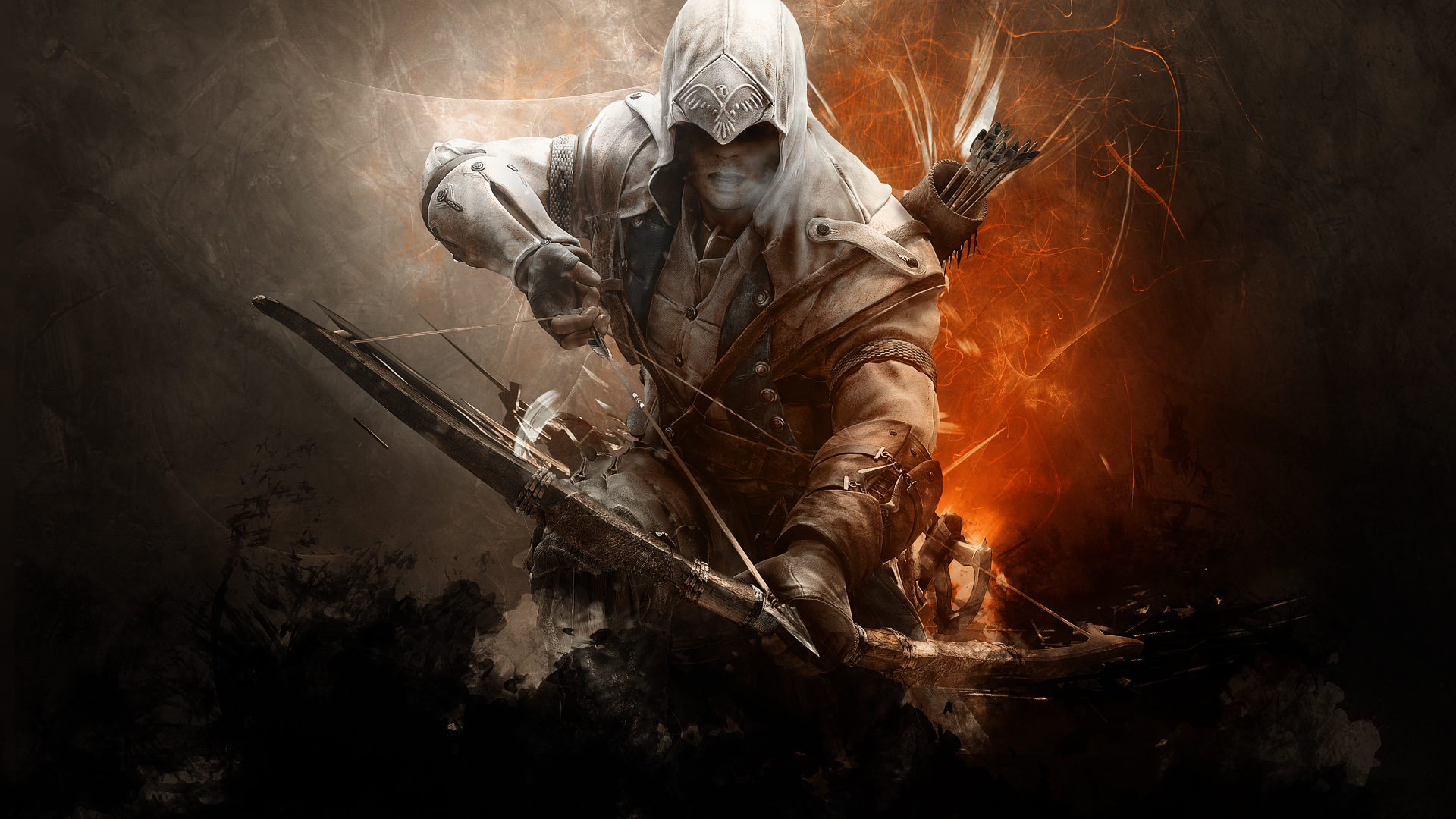 Assassins Creed 3 Connor WALLPAPER 1920x1080