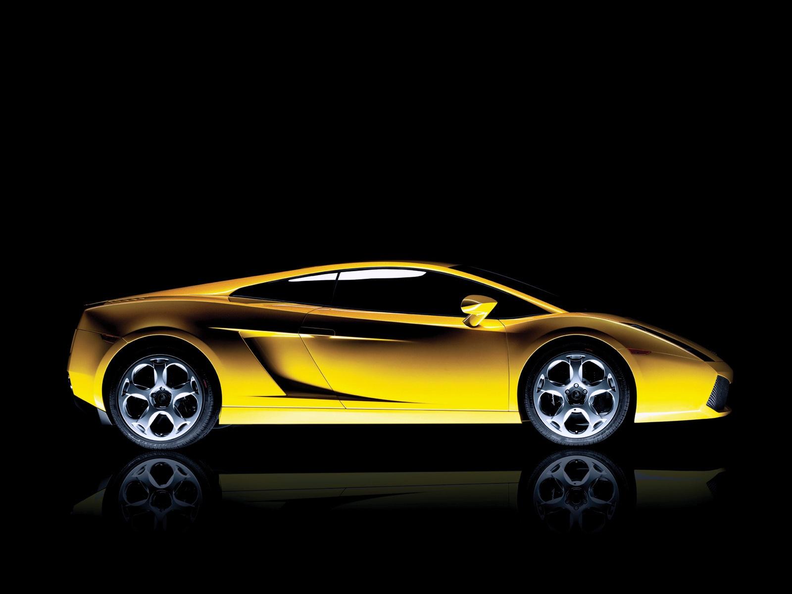 Supercars   Lamborghini Gellardo Hd Desktop Wallpaper 1600x1200