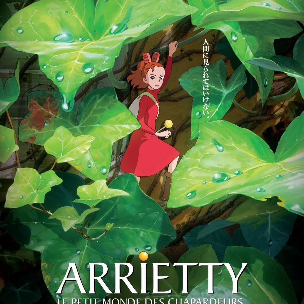 The Secret World of Arrietty Vietsub Hi yu thich Studio 1000x1000