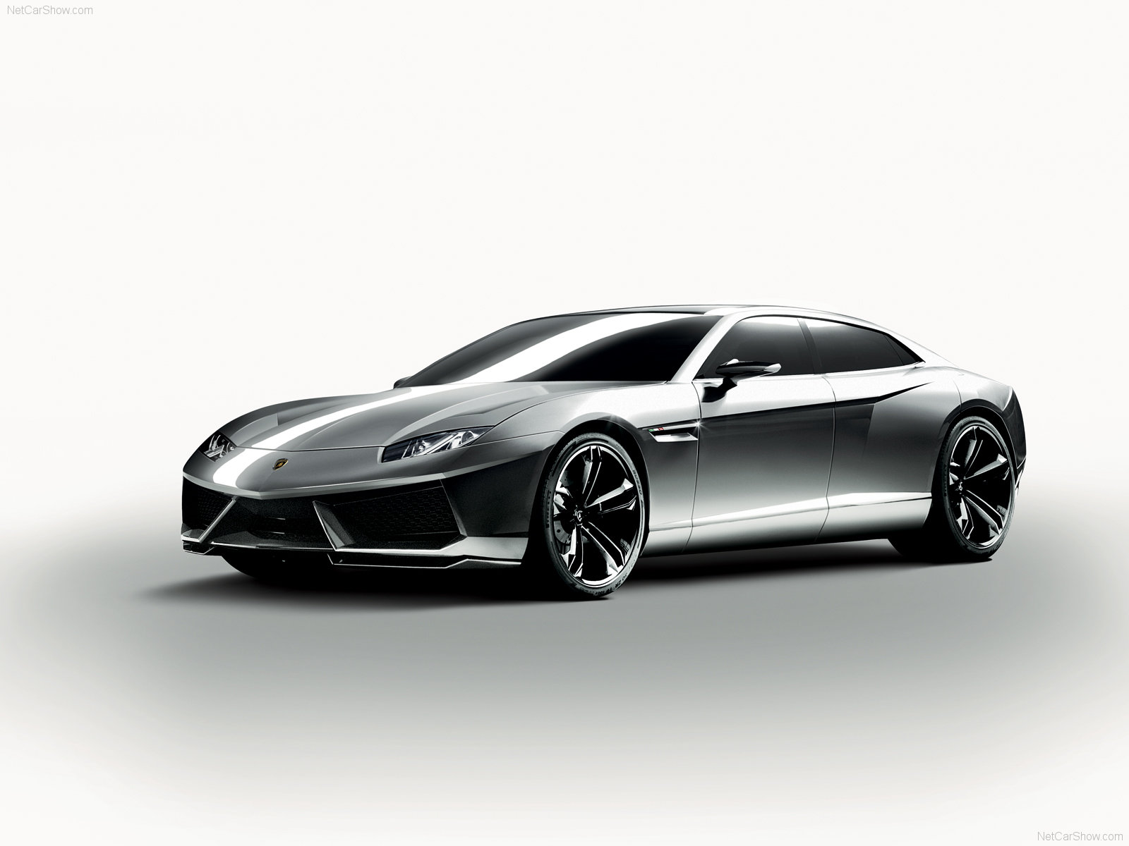 HQ Lamborghini Estoque Concept 2008 02 Wallpaper   HQ 1600x1200
