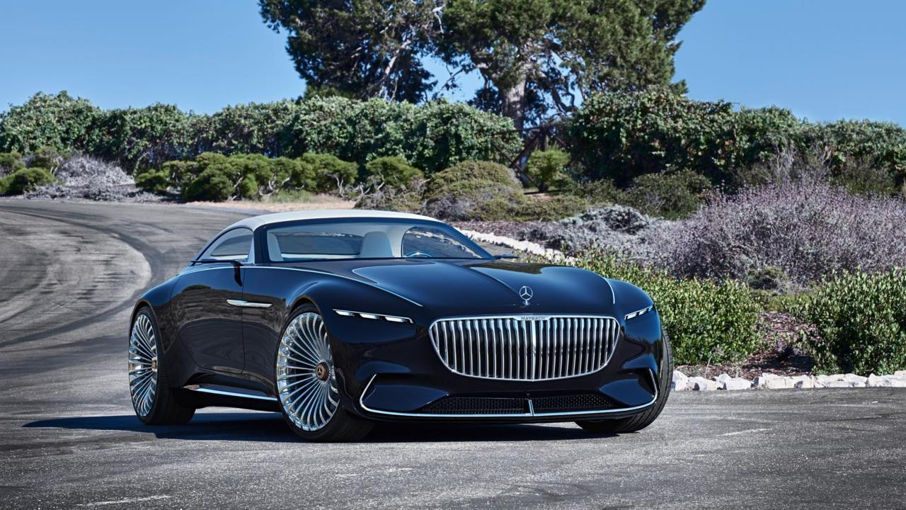 Mercedes Benz Maybach Exelero for Android   APK Download 1280x720