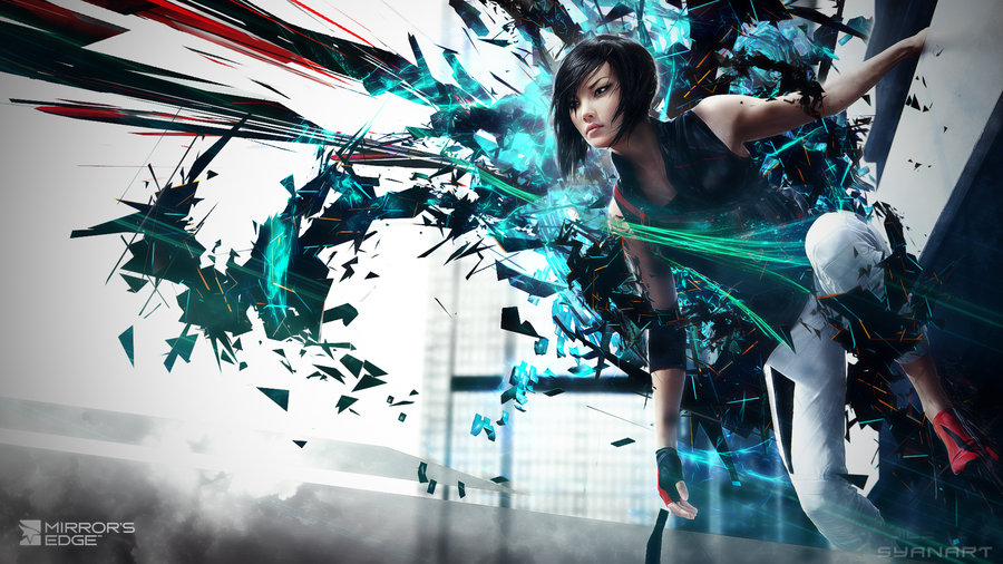 Mirrors Edge 2 Wallpaper by TheSyanArt 900x506