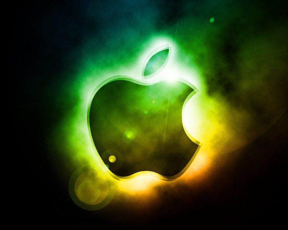 Cool apple logo wallpaper   SF Wallpaper 999x799