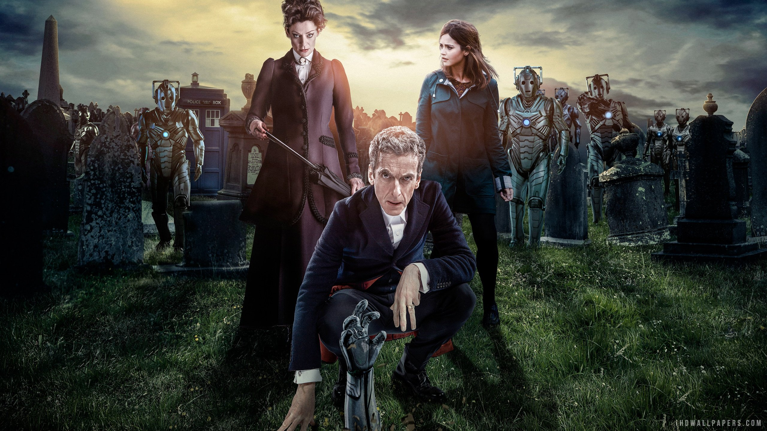 Doctor Who Series 8 Episode 12 Death in Heaven HD Wallpaper   iHD 2560x1440