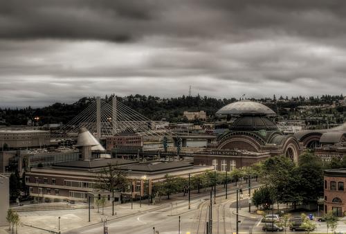 Downtown Tacoma Washington Flickr   Photo Sharing 500x338