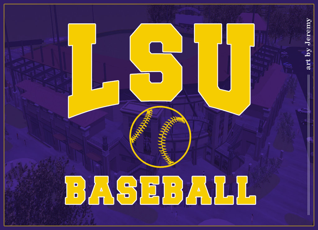 Lsu Baseball Wallpaper 2018
