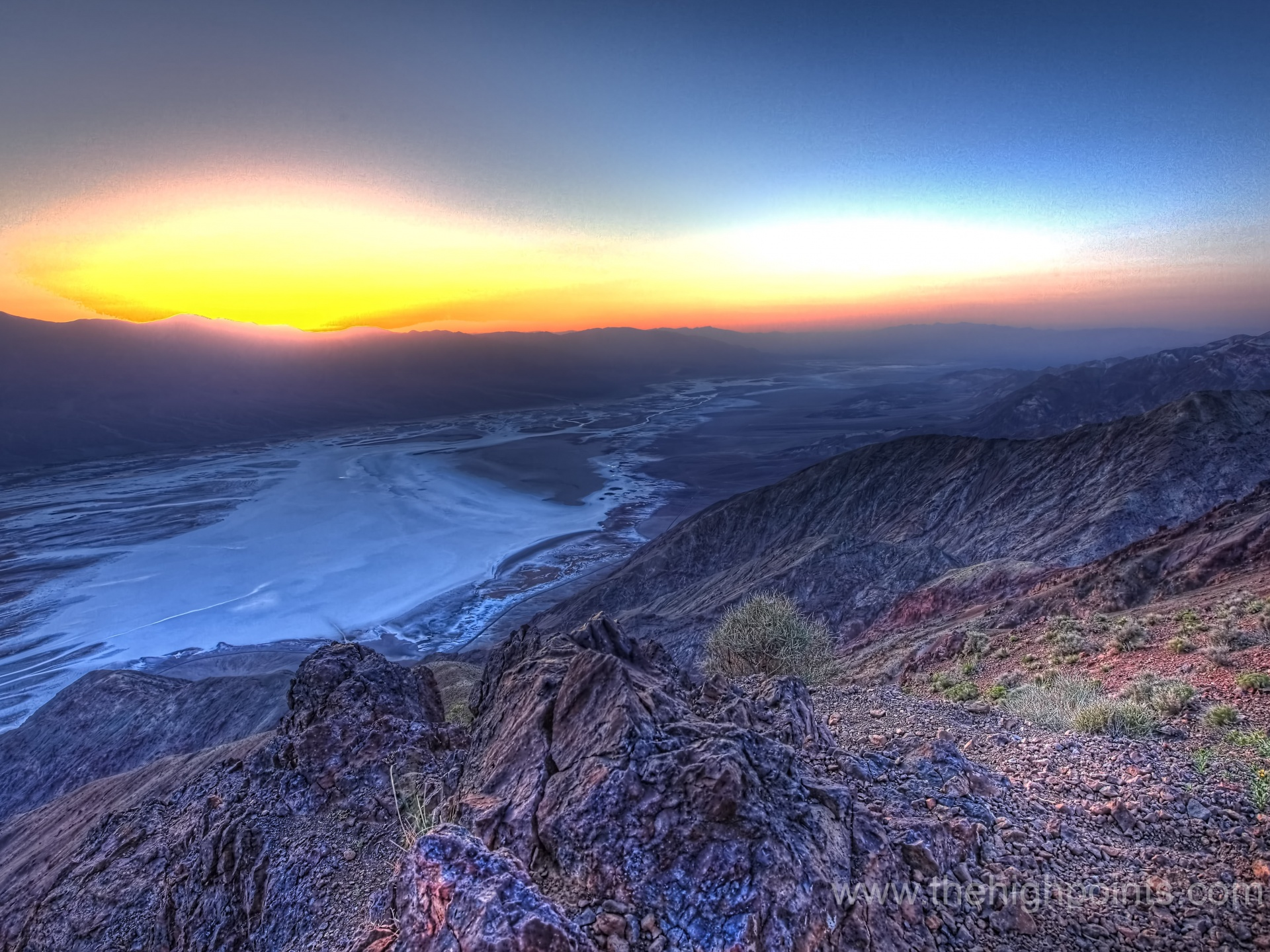 Dantes View Death Valley Wallpaper 1920x1440 ID24684 1920x1440