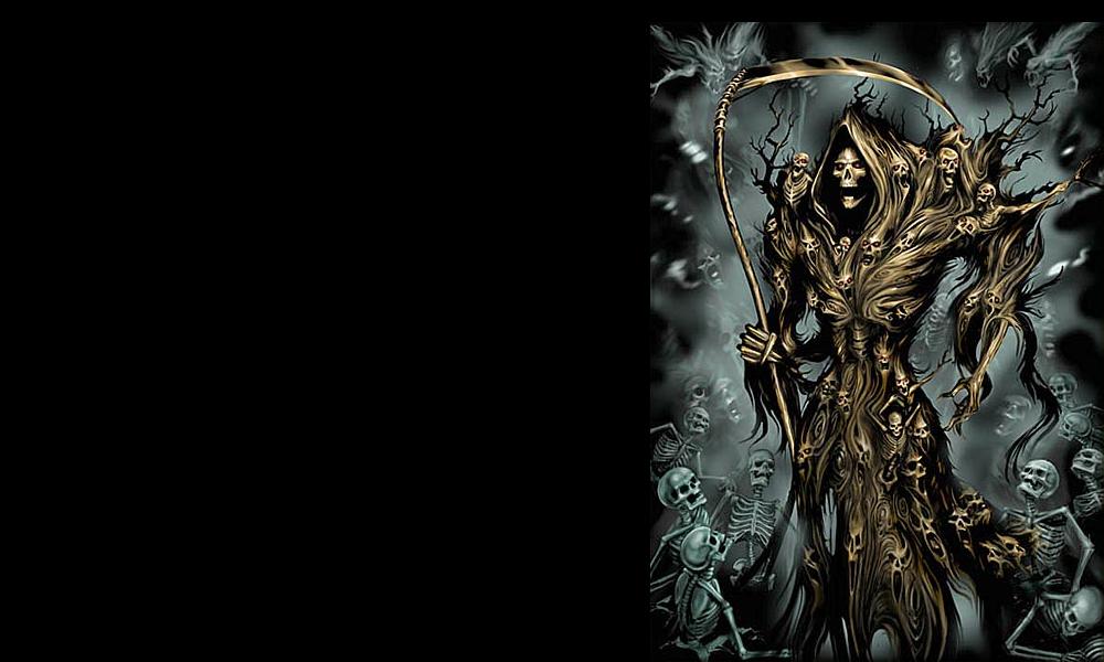 Death Reaper Wallpaper Grim reaper wallpaper 1000x600
