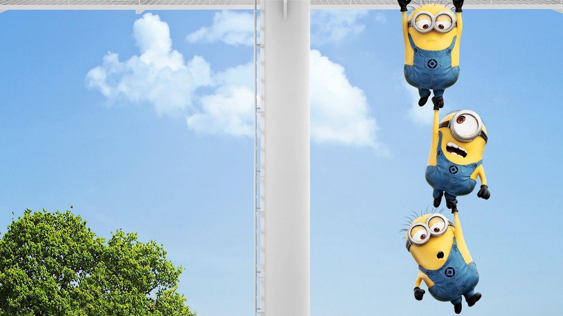 Funny Minions HD Wallpaper 1920x1080 1080x1920px Minion 1920x1080