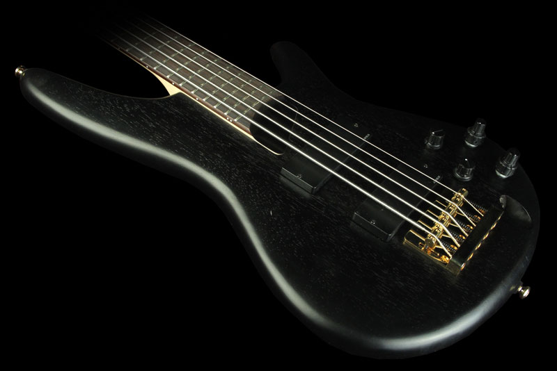 Bass Guitar Wallpaper: Black Bass Wallpaper