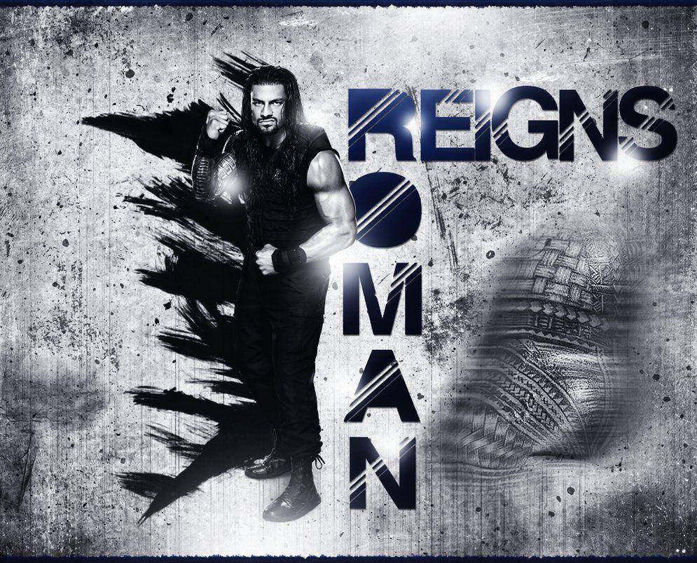 Roman Reigns Logo Wallpapers 995x803