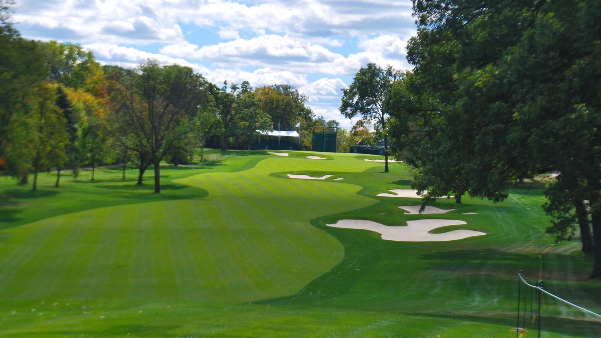 Golf Course Widescreen