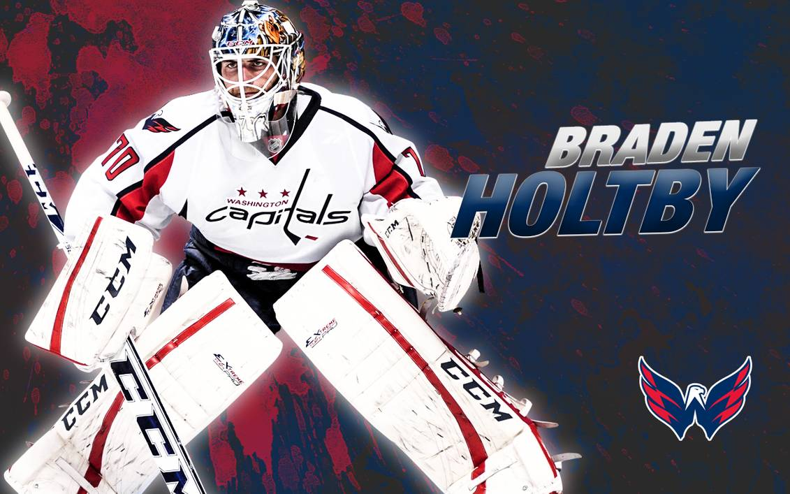 download Braden Holtby Wallpaper by MeganL125 [1131x707] for 1131x707