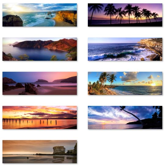 Dual Monitor Themes Hawaii Wallpapers New Zealand Panoramic Wallpapers 541x544