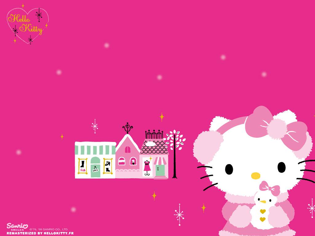 HelloKittyFR   Le site des fans de Hello Kitty 1024x768