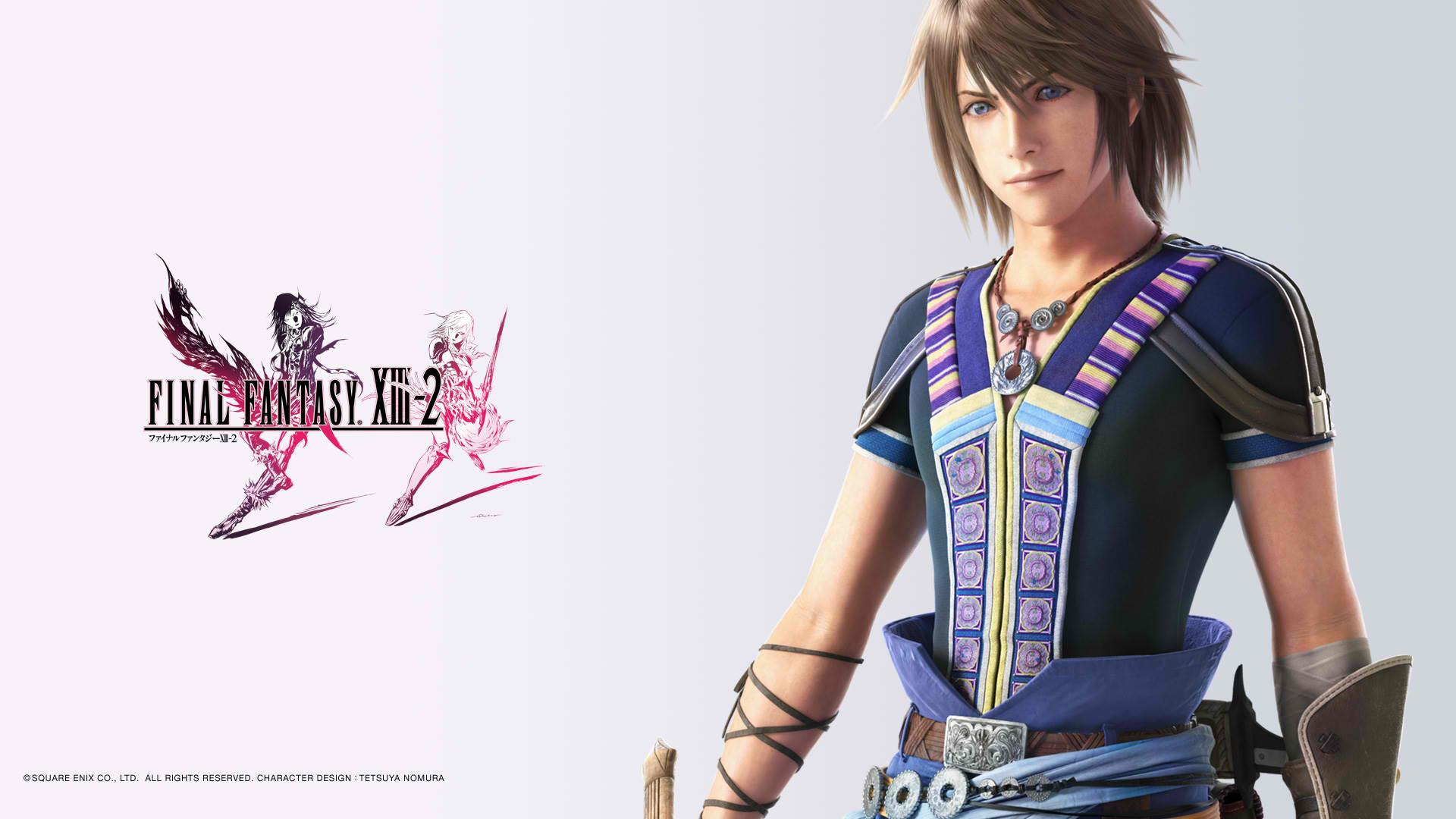 Nine Stunning FFXIII 2 Wallpapers available for download 1920x1080