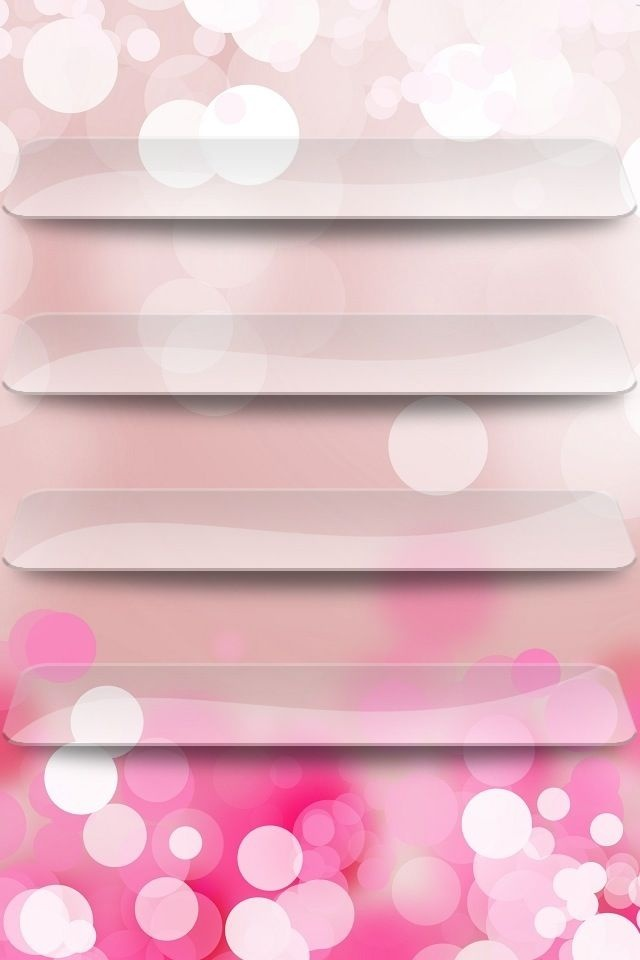 Pink Wallpaper For Iphone 5 Home Screen Like iphone 44s home screen 640x960