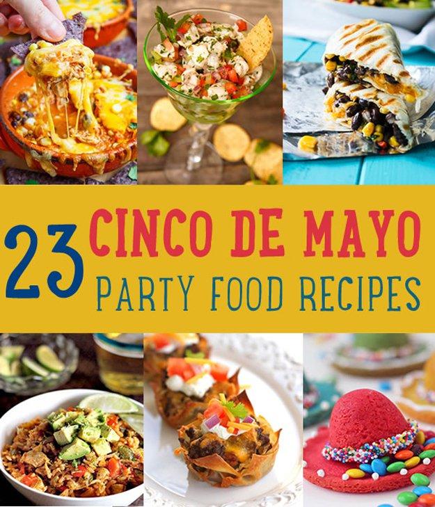 Cinco De Mayo Recipes Foods And Activities For Cinco De 625x729