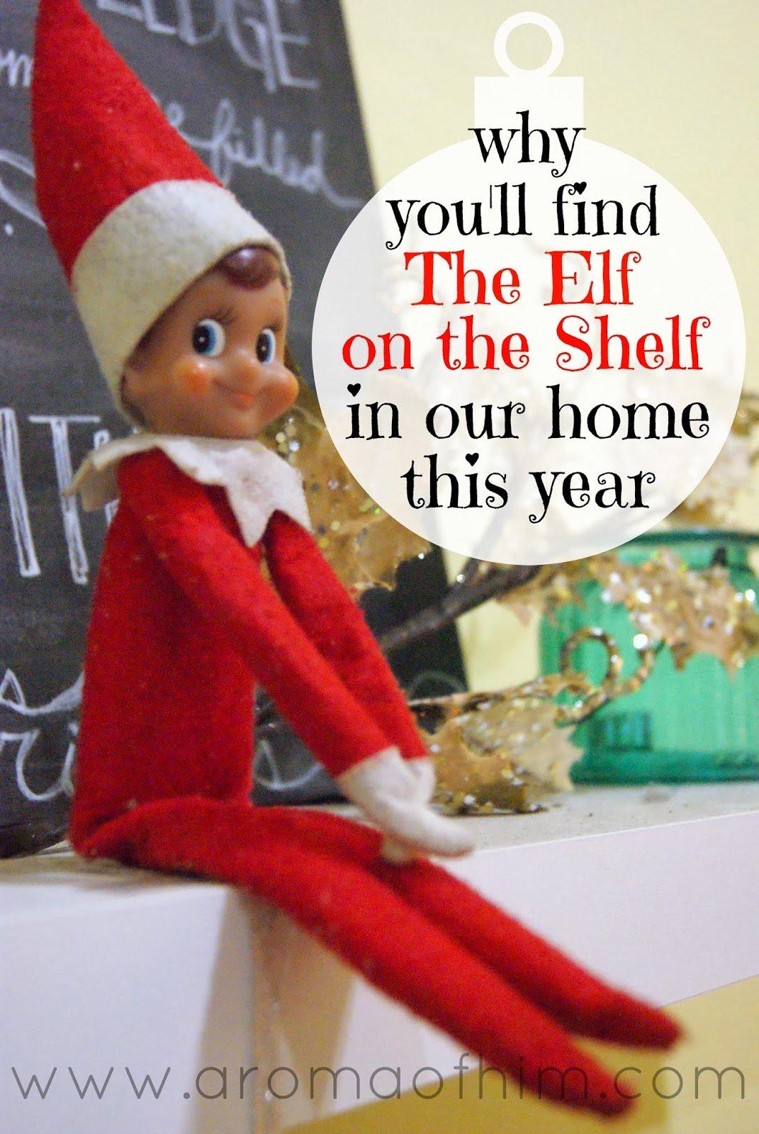 Elf On The Shelf Wallpaper Wallpapersafari