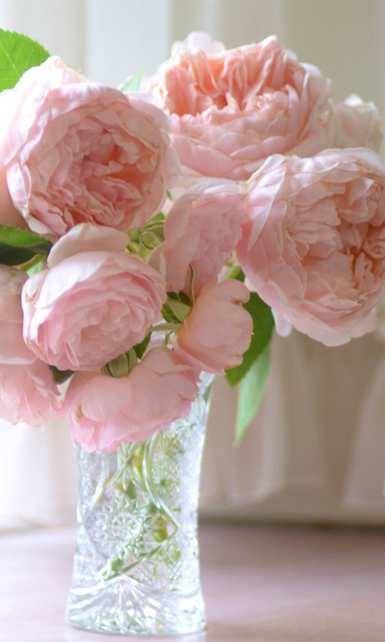Free Download Soft Pink Peonies Bouquet Wallpaper For 768x1280 768x1280 For Your Desktop Mobile Tablet Explore 40 Pink Peony Wallpaper Peony Flower Wallpaper Peony Computer Wallpaper White Peony Wallpaper