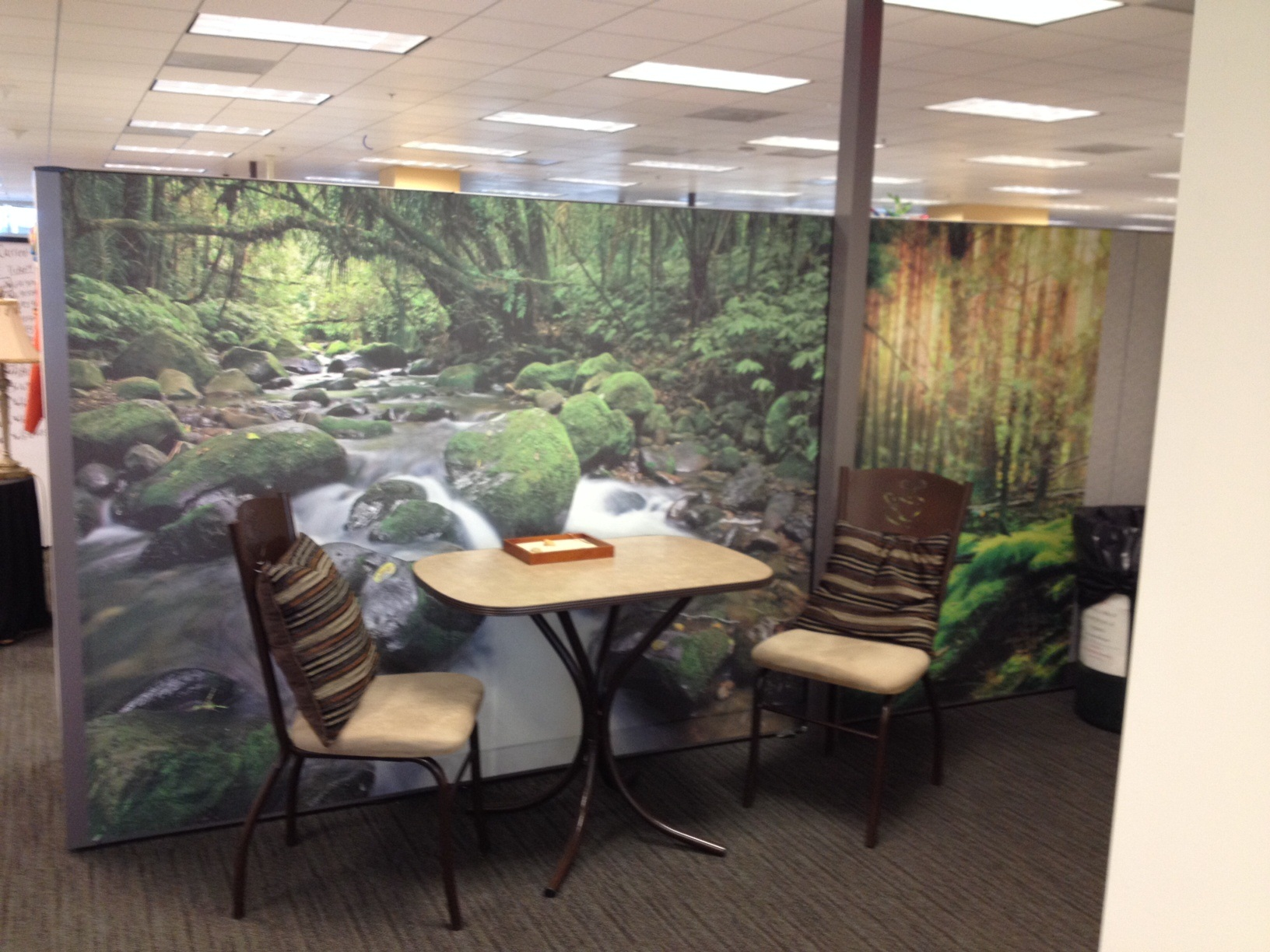 area using our cubicle wallpaper to enhance the space shop murals here 1632x1224