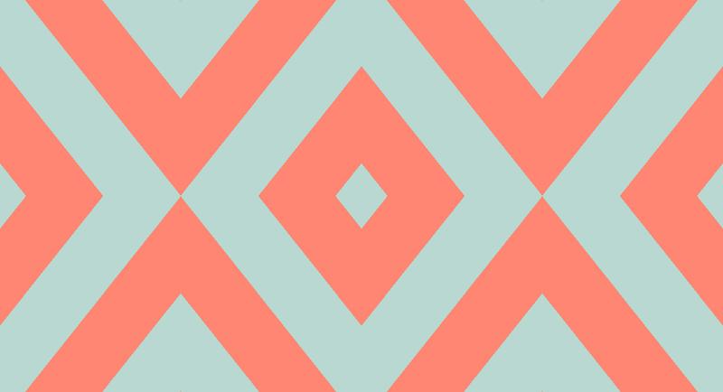 Coral Chevron Wallpaper Rrrmintcoralchevronlarge 800x434