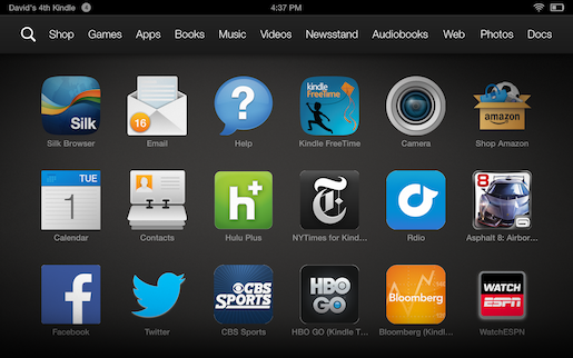 Amazon Kindle Fire HDX review 7 inch Download Wallpaper 515x322