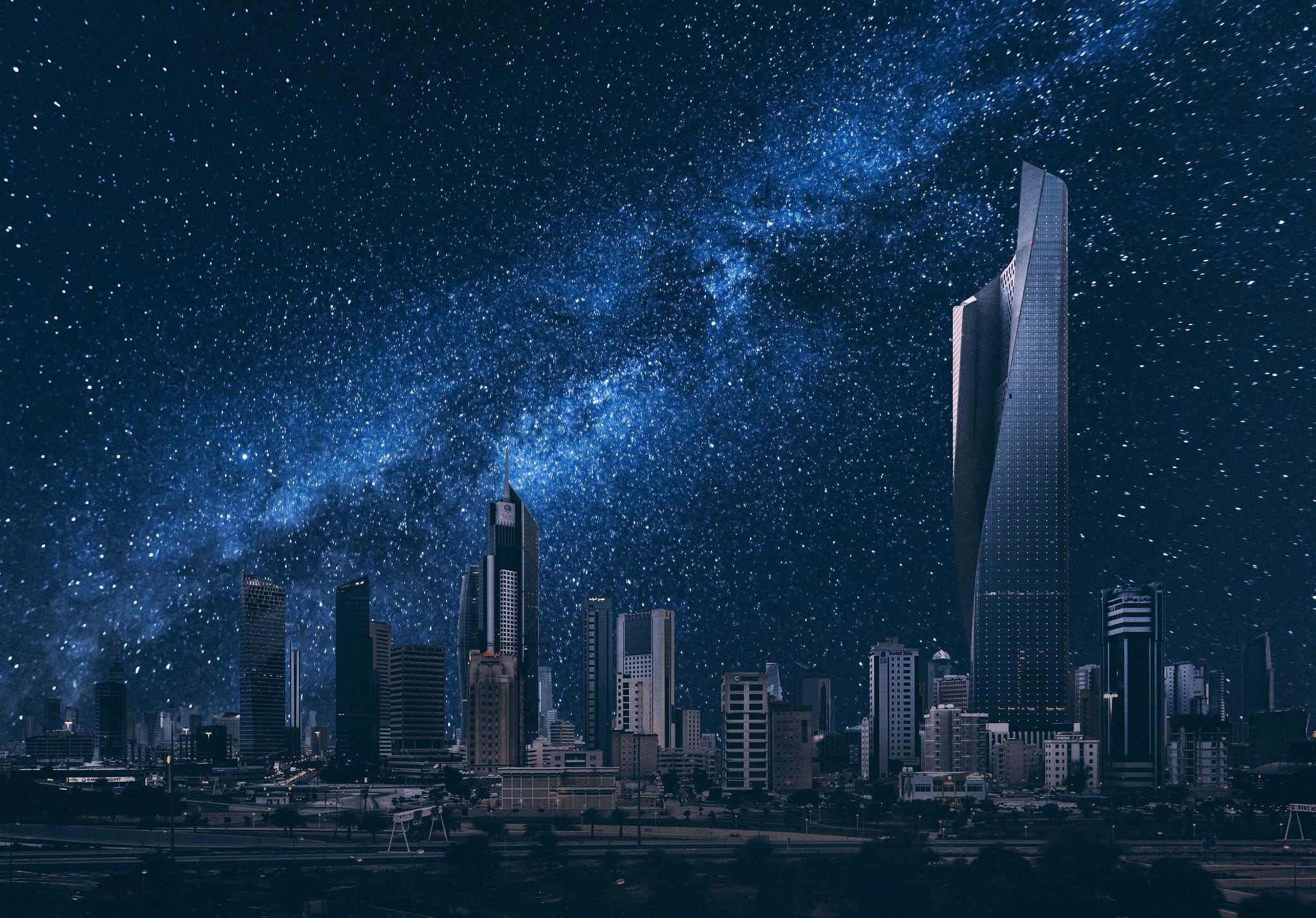 Kuwait City HD Wallpaper Background Image 2048x1428 ID 2048x1428