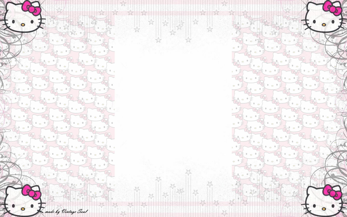 Hello Kitty Twitter Backgrounds Hello Kitty Twitter Themes 1440x900