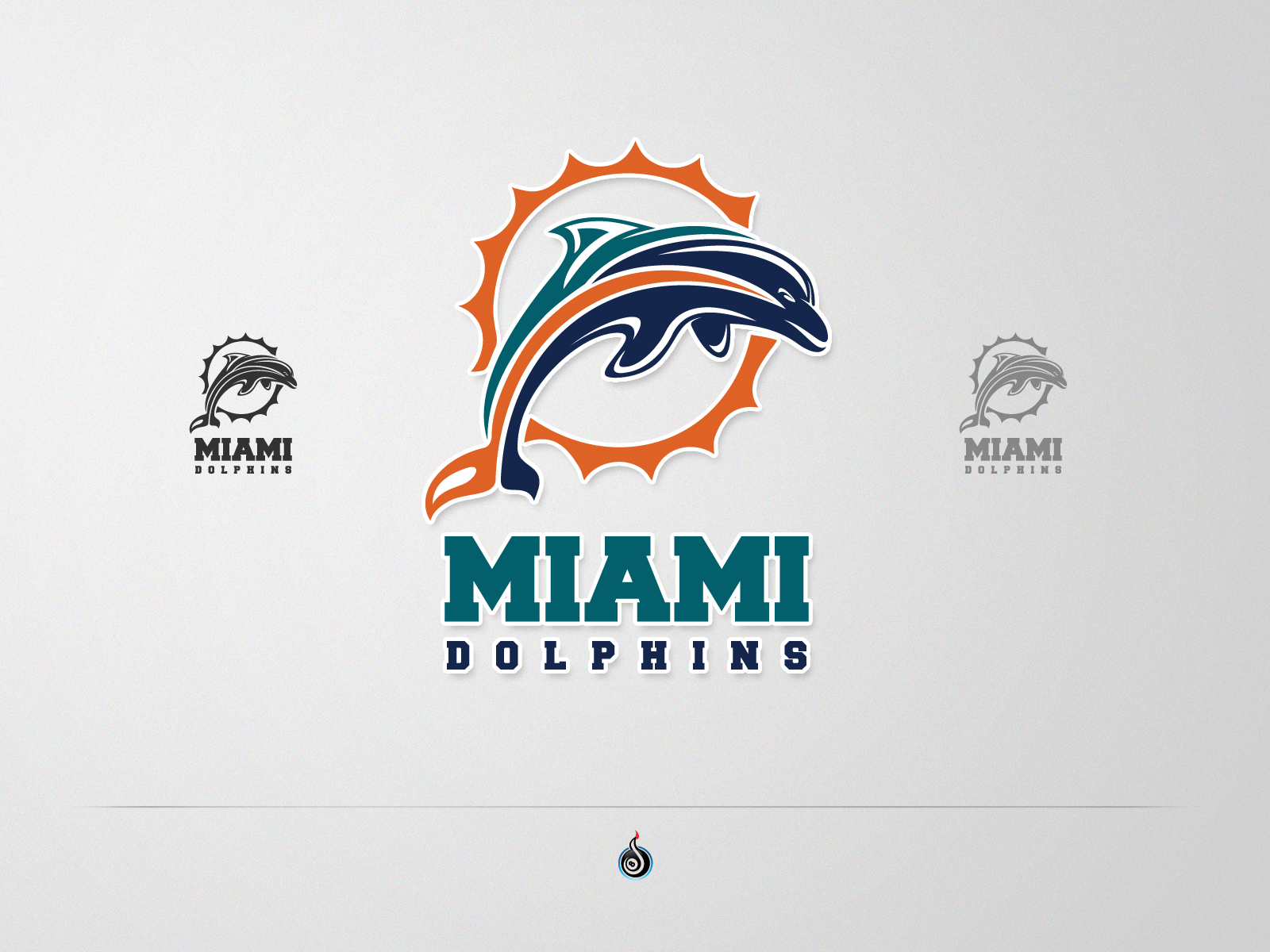 Miami Dolphins Iphone 5 Wallpapers The Wallpaper 1600x1200