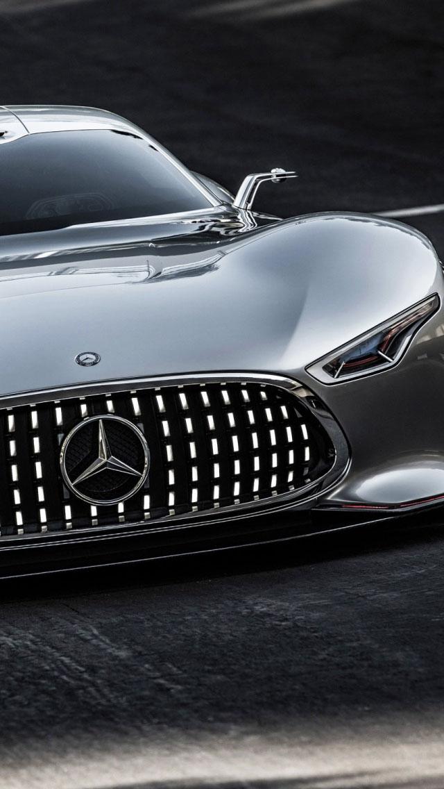 Mercedes Amg Iphone 5 Wallpaper 640x1136