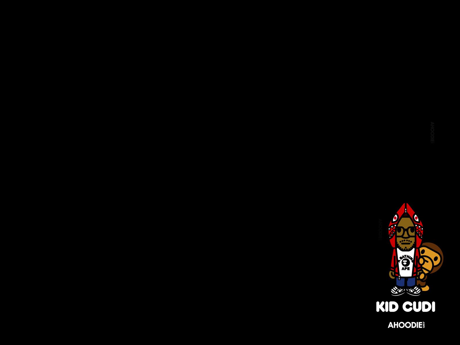 kid cudi bape baby milo wallpaper desktop background logo quality2 1600x1200