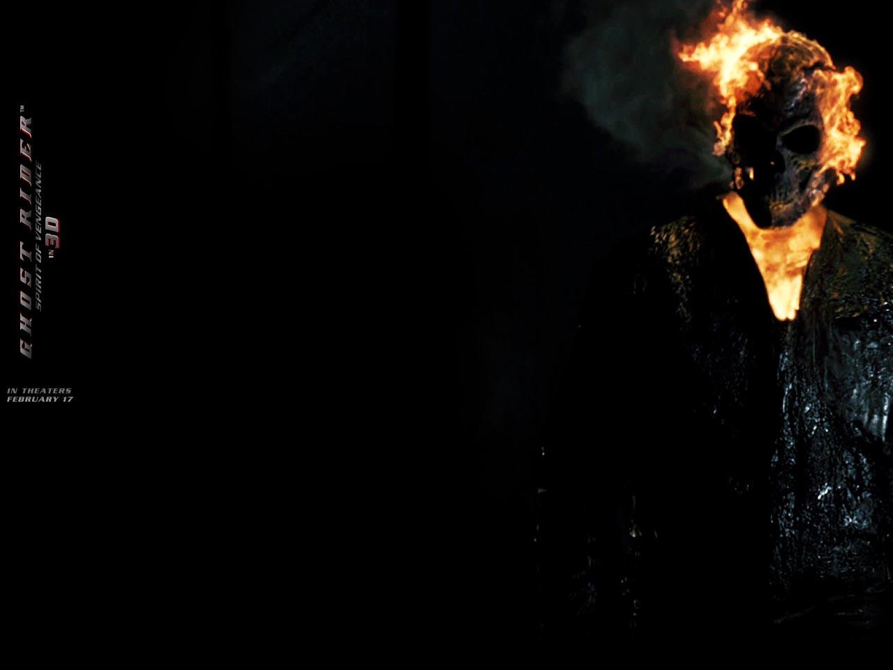 Best 44 Ghost Rider Spirit Of Vengeance Wallpaper On Hipwallpaper