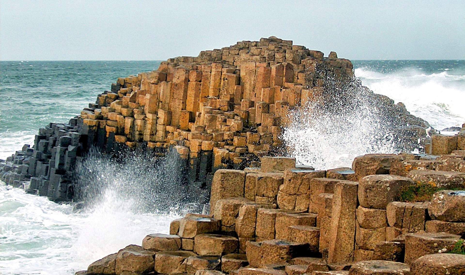 Giants Causeway Wallpapers Images Photos Pictures Backgrounds 1920x1138