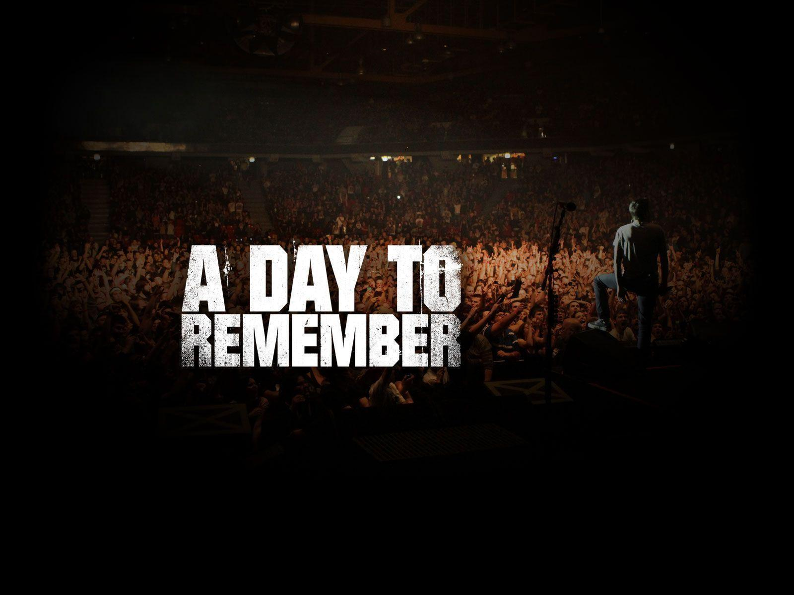 A Day To Remember Wallpapers 1600x1200