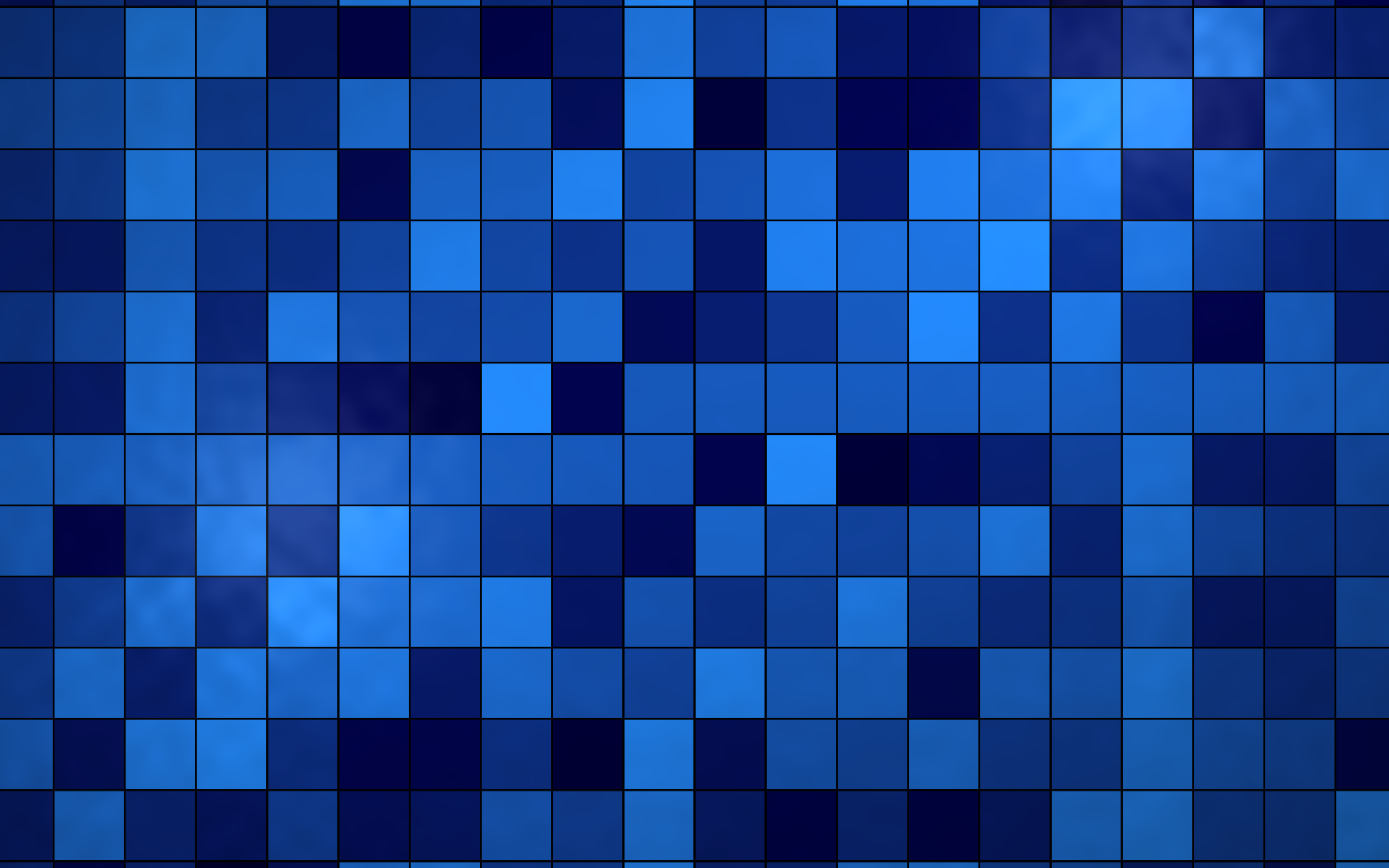 Blue Tiles And Other Wallpaper