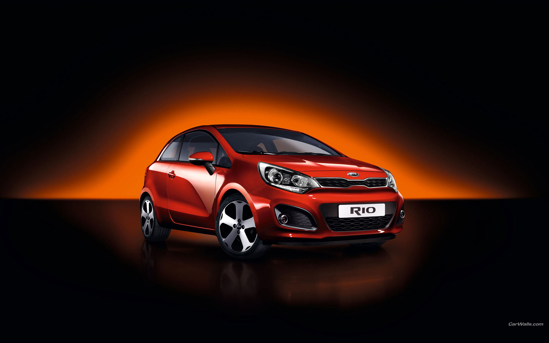 Kia Rio Desktop wallpapers 52833 1920x1200