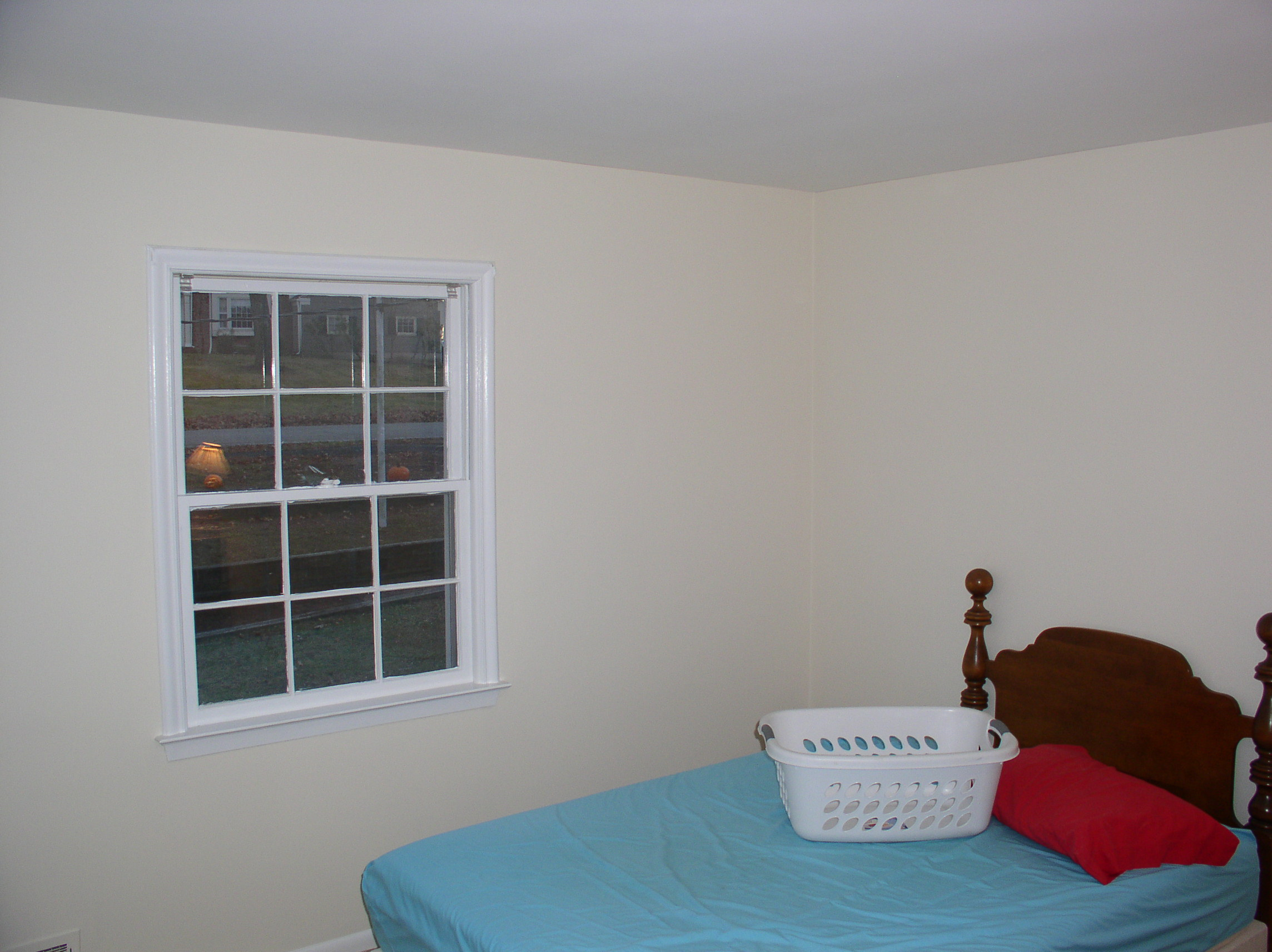 Painted Bedroom after Wallpaper Removal Morristown NJ Painting 2288x1712