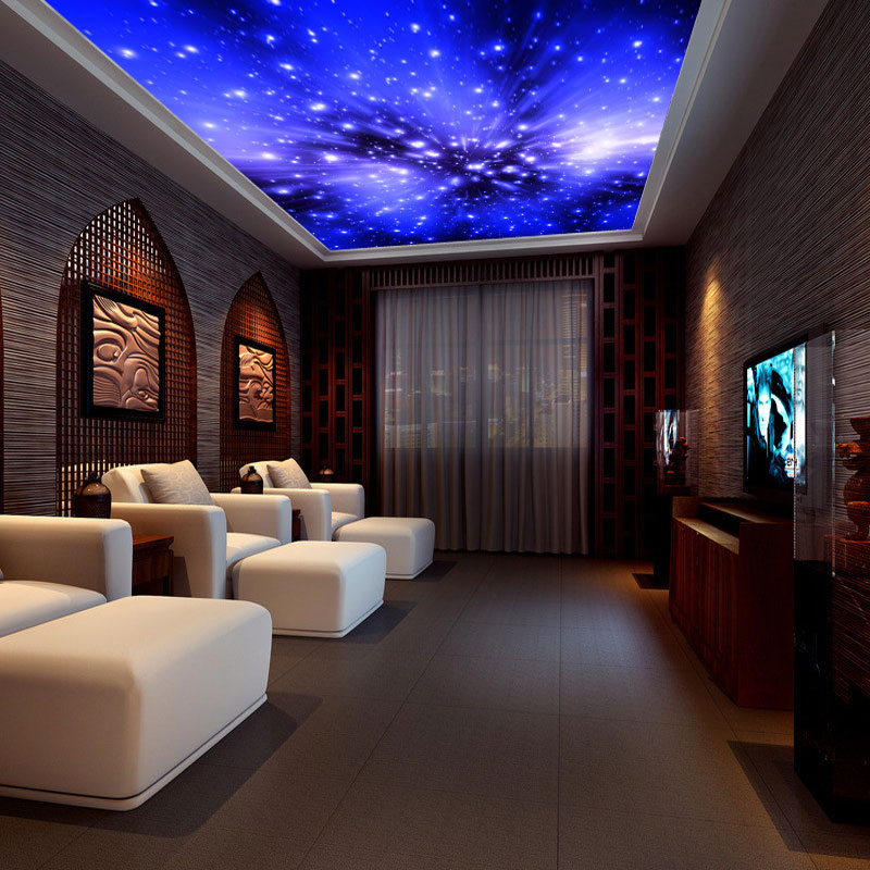 Free Download Universe Starry Sky Furred Ceiling 3d Wallpaper Galaxy Living Room 800x800 For Your Desktop Mobile Tablet Explore 49 Galaxy Wallpaper For Ceiling Galaxy Wallpaper For Walls Galaxy