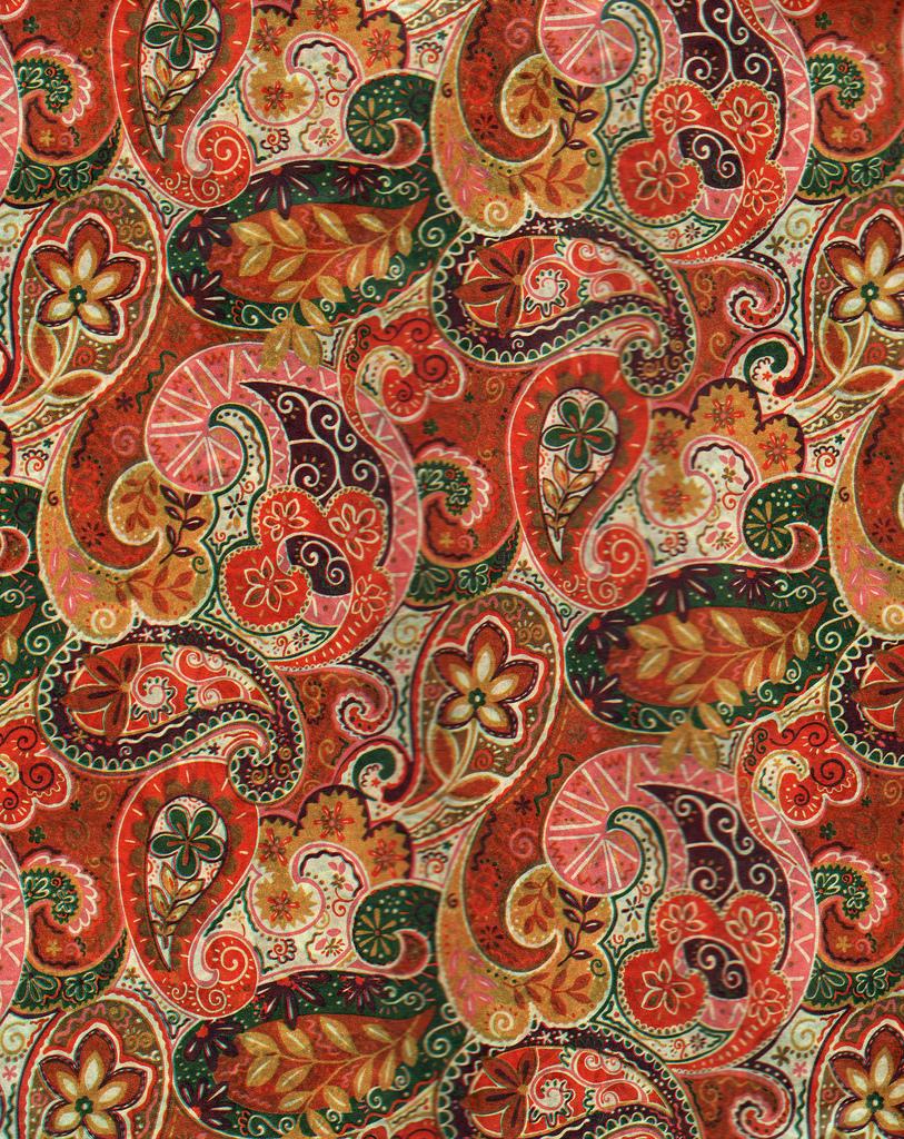 Boho Patterns Wallpaper